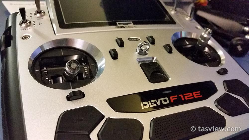 DEVO f12e Transmitter Controller