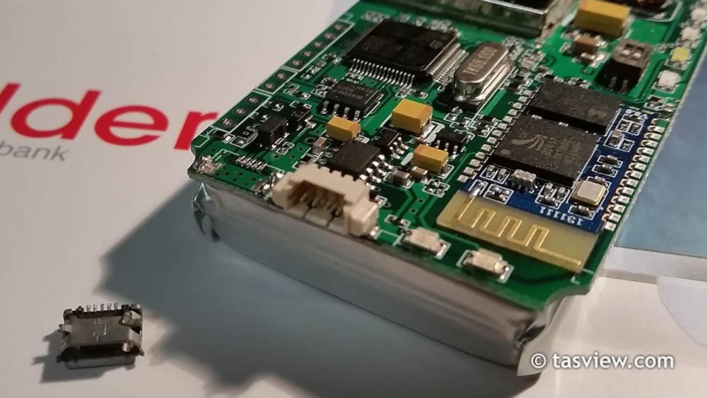 BT-2401B USB fail