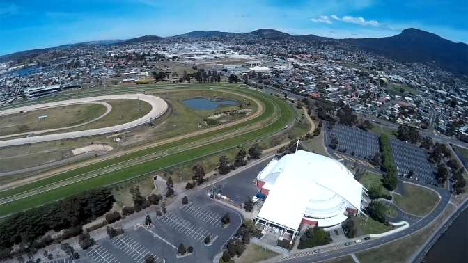 Hobart DEC from the Scout X4 - still from iLook video.