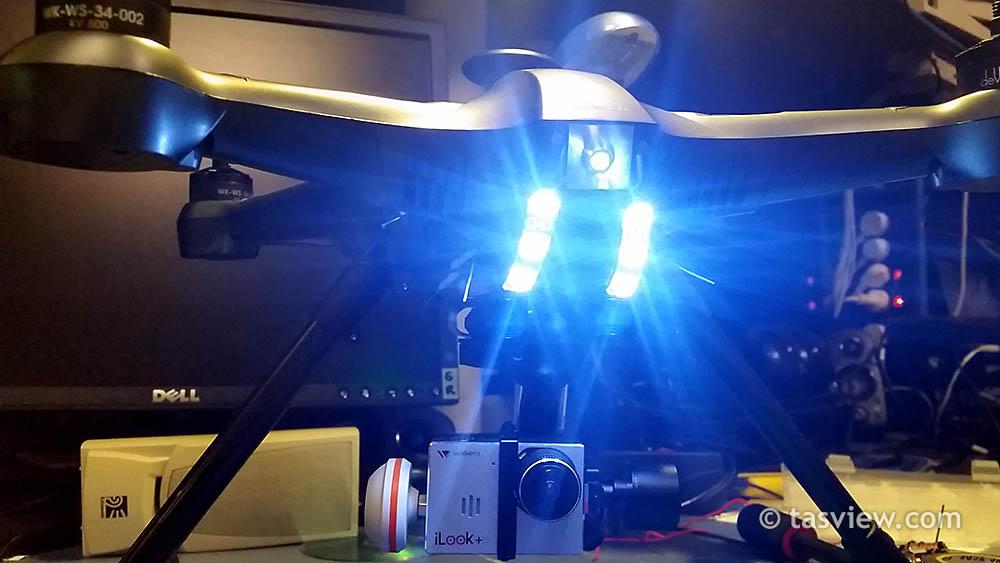 Scout X4 LED mod