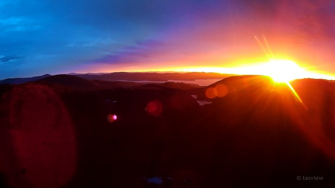 Hobart Sunrise TF