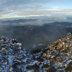 Lates video – the F550 over Hobart.