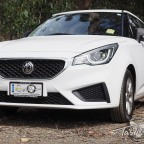 MG3 Auto – First impressions