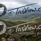 New TasView logo/watermark design